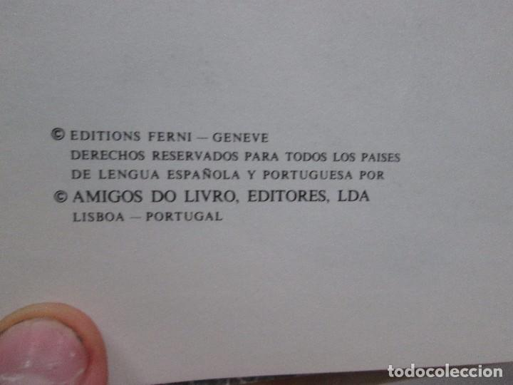 Libros antiguos: GRANDES ENIGMAS DEL HOMBRE - LOS ORIGENES DEL HOMBRE I - EDITORIAL FERNI - Foto 4 - 99094643