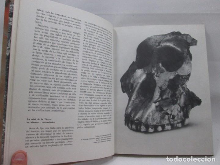 Libros antiguos: GRANDES ENIGMAS DEL HOMBRE - LOS ORIGENES DEL HOMBRE I - EDITORIAL FERNI - Foto 5 - 99094643