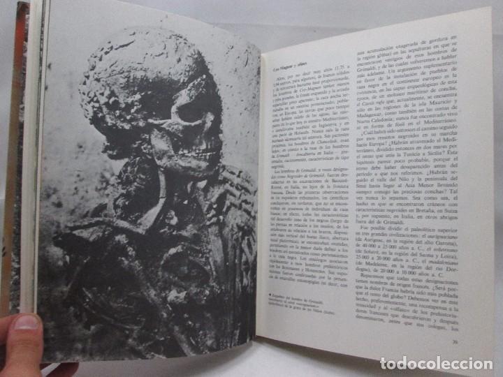 Libros antiguos: GRANDES ENIGMAS DEL HOMBRE - LOS ORIGENES DEL HOMBRE I - EDITORIAL FERNI - Foto 6 - 99094643