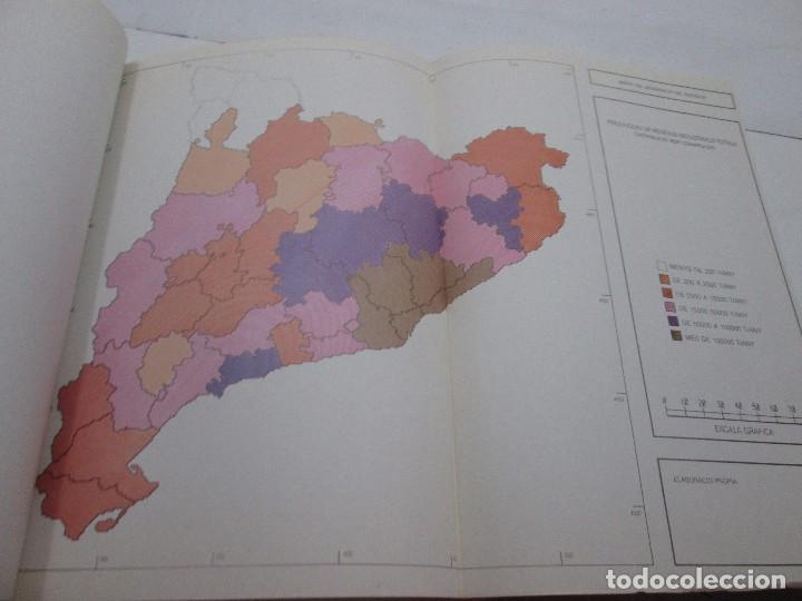 Libros antiguos: LIBRO - PLA DIRECTOR PER A LA GESTIÓ DELS RESIDUS INSUSTRIALS A CATALUNYA - 1989 - Foto 5 - 99095543