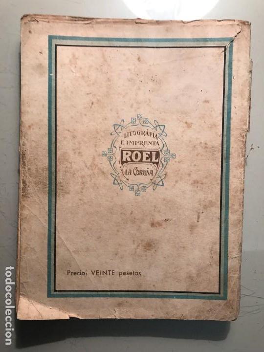 Libros antiguos: Picadillo. La Cocina Práctica. Editorial Roel. La Coruña, 1944. - Foto 5 - 99104987