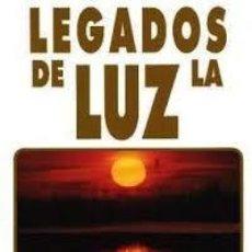 Libros antiguos: LEGADOS DE LA LA LUZ (DE ADELA AMADO). Lote 99130983