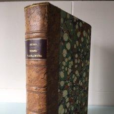 Libros antiguos: MEMORIA HISTORICO POLÍTICA DE LA ISLA DE CUBA - JOSÉ AHUMADA Y CENTURIÓN - HABANA 1874. Lote 99136504