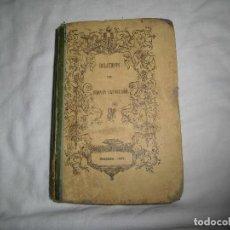 Libros antiguos: RELACIONES POR FERNAN CABALLERO.MADRID 1857.JUSTA Y RUFINA.LA FLOR DE LAS RUINAS.EL EX VOTO,,,,,,. Lote 99246423