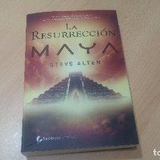 Libros antiguos: LA RESURRECCIÓN MAYA. Lote 99320663