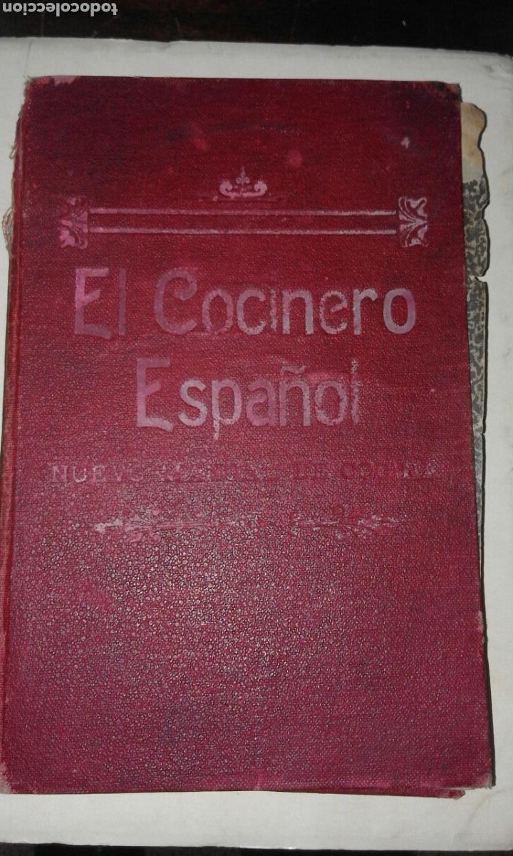 COCINA ESPAÑOLA 1914 (Libros Antiguos, Raros y Curiosos - Cocina y Gastronomía)