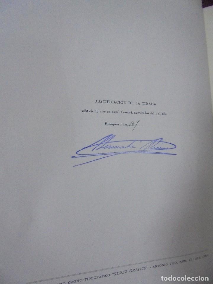 Libros antiguos: RECOPILACION DE ESTUDIOS DE CRIA CABALLAR. EJEMPLAR NUMERADO. 1931. JEREZ. ILUSTRADO. LEER - Foto 2 - 99517851