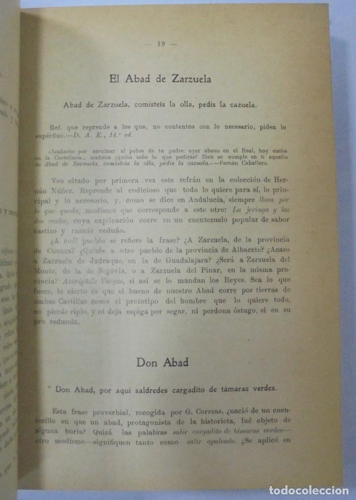 Libros antiguos: PERSONAJES, PERSONAS Y PERSONILLAS QUE CORREN POR LAS TIERRAS DE AMBAS CASTILLAS. 2 TOMOS. LEER - Foto 4 - 99521067