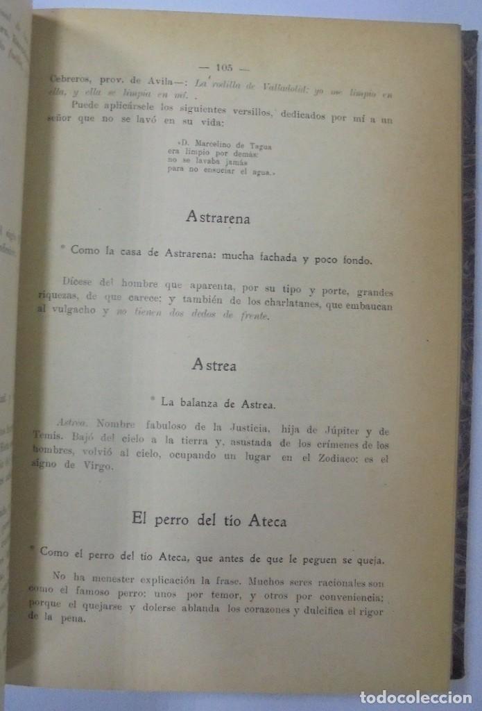Libros antiguos: PERSONAJES, PERSONAS Y PERSONILLAS QUE CORREN POR LAS TIERRAS DE AMBAS CASTILLAS. 2 TOMOS. LEER - Foto 5 - 99521067