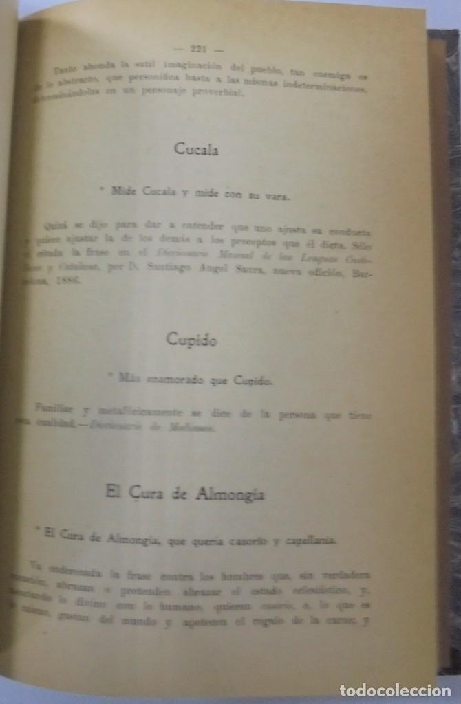 Libros antiguos: PERSONAJES, PERSONAS Y PERSONILLAS QUE CORREN POR LAS TIERRAS DE AMBAS CASTILLAS. 2 TOMOS. LEER - Foto 9 - 99521067