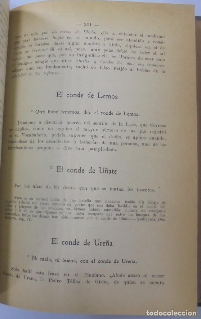 Libros antiguos: PERSONAJES, PERSONAS Y PERSONILLAS QUE CORREN POR LAS TIERRAS DE AMBAS CASTILLAS. 2 TOMOS. LEER - Foto 10 - 99521067