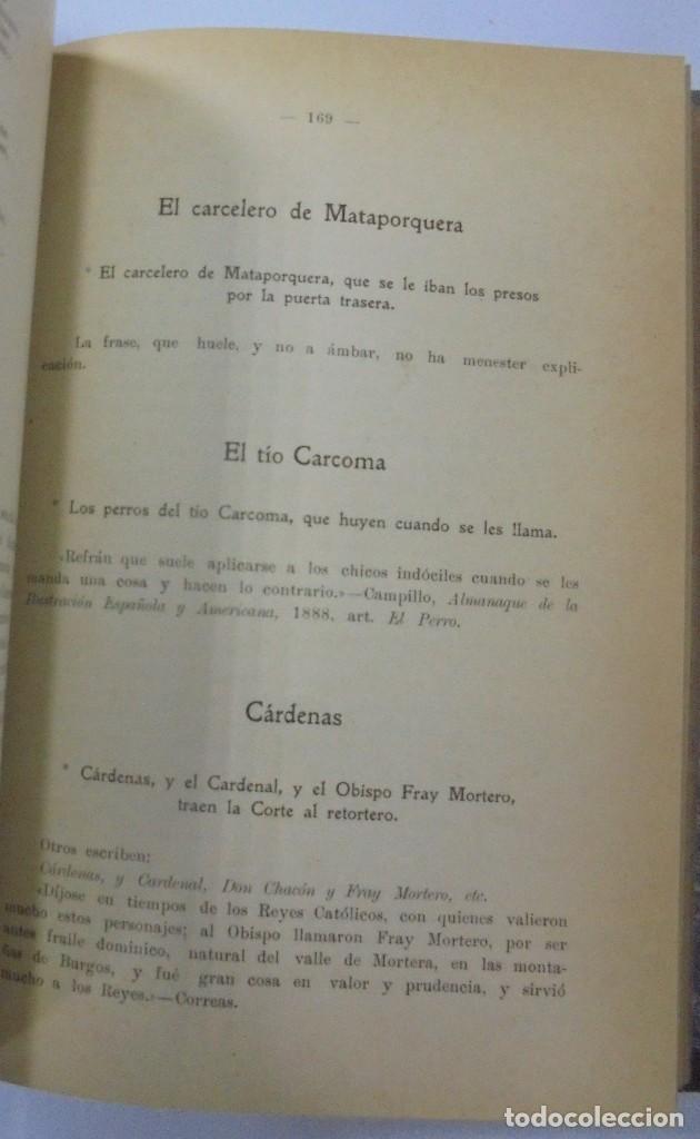 Libros antiguos: PERSONAJES, PERSONAS Y PERSONILLAS QUE CORREN POR LAS TIERRAS DE AMBAS CASTILLAS. 2 TOMOS. LEER - Foto 11 - 99521067