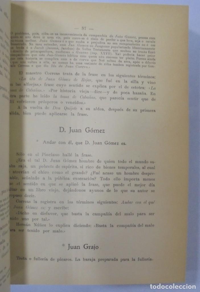 Libros antiguos: PERSONAJES, PERSONAS Y PERSONILLAS QUE CORREN POR LAS TIERRAS DE AMBAS CASTILLAS. 2 TOMOS. LEER - Foto 12 - 99521067