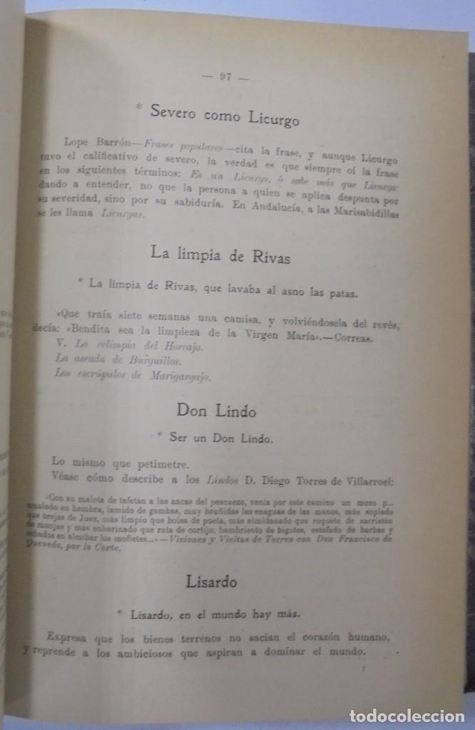 Libros antiguos: PERSONAJES, PERSONAS Y PERSONILLAS QUE CORREN POR LAS TIERRAS DE AMBAS CASTILLAS. 2 TOMOS. LEER - Foto 13 - 99521067