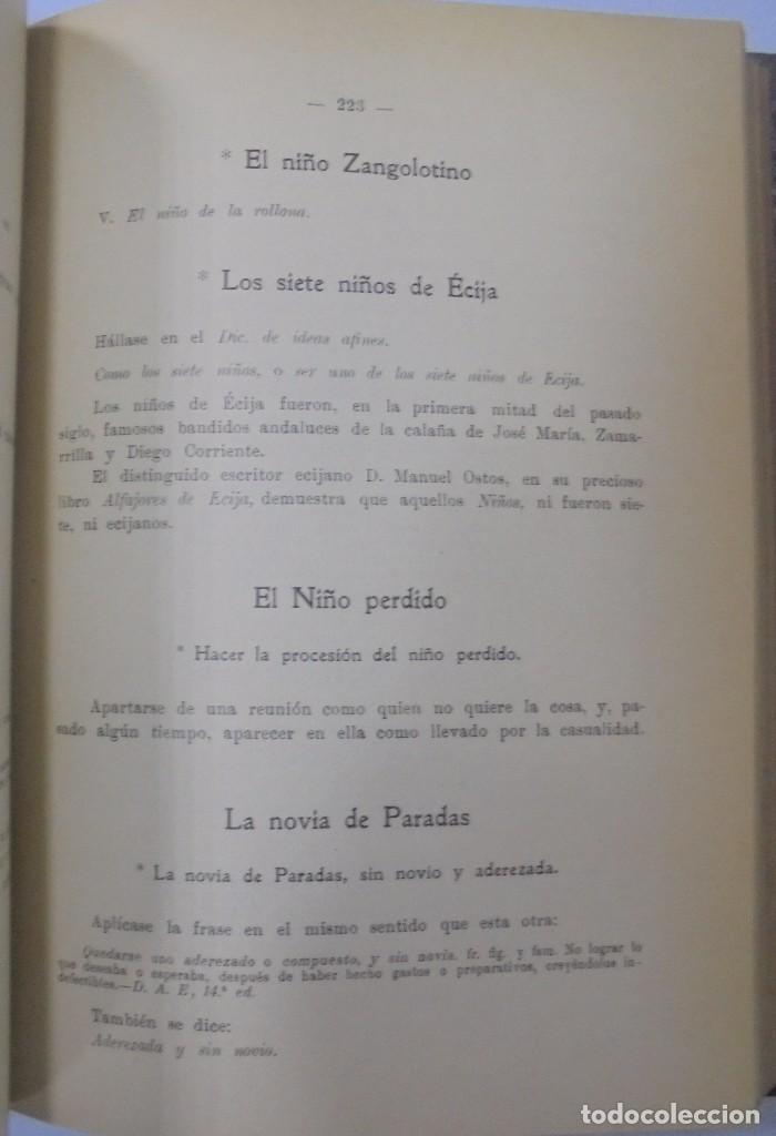 Libros antiguos: PERSONAJES, PERSONAS Y PERSONILLAS QUE CORREN POR LAS TIERRAS DE AMBAS CASTILLAS. 2 TOMOS. LEER - Foto 15 - 99521067