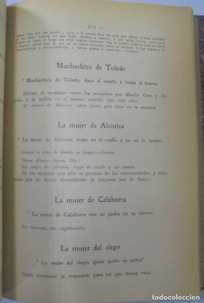 Libros antiguos: PERSONAJES, PERSONAS Y PERSONILLAS QUE CORREN POR LAS TIERRAS DE AMBAS CASTILLAS. 2 TOMOS. LEER - Foto 16 - 99521067