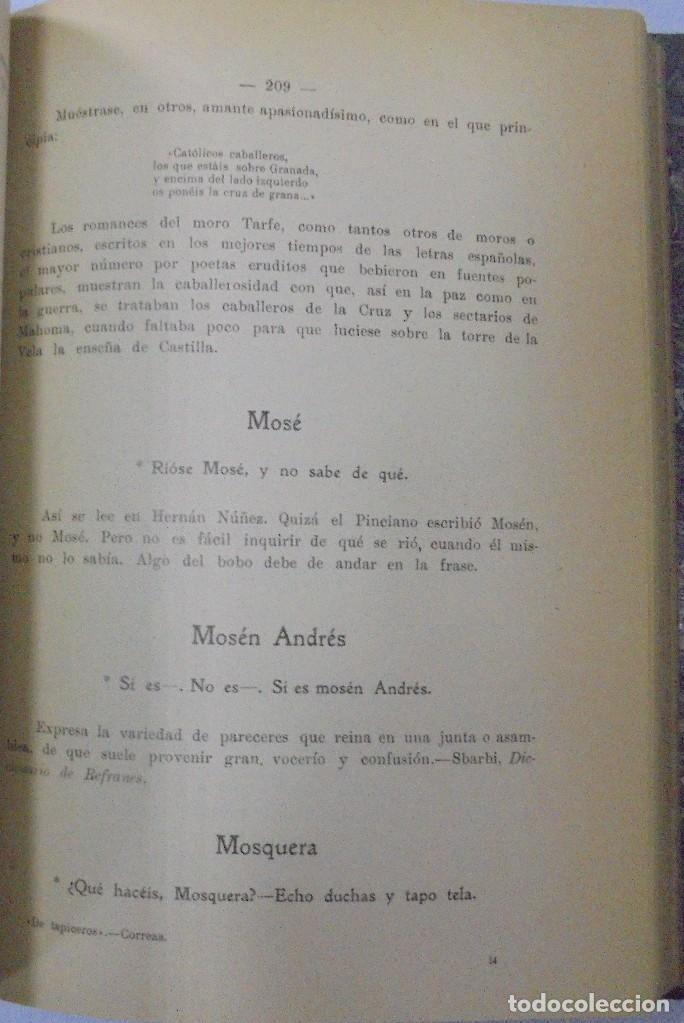 Libros antiguos: PERSONAJES, PERSONAS Y PERSONILLAS QUE CORREN POR LAS TIERRAS DE AMBAS CASTILLAS. 2 TOMOS. LEER - Foto 17 - 99521067