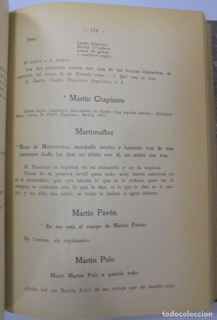 Libros antiguos: PERSONAJES, PERSONAS Y PERSONILLAS QUE CORREN POR LAS TIERRAS DE AMBAS CASTILLAS. 2 TOMOS. LEER - Foto 19 - 99521067