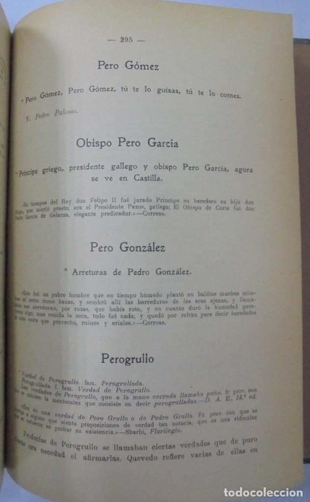 Libros antiguos: PERSONAJES, PERSONAS Y PERSONILLAS QUE CORREN POR LAS TIERRAS DE AMBAS CASTILLAS. 2 TOMOS. LEER - Foto 21 - 99521067