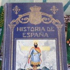 Libros antiguos: A. BLANQUEZ FRAILE . HISTORIA DE ESPAÑA HISPANIA SOPENA 1931. Lote 99641871