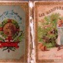 Libros antiguos: MUSEO DE LA INFANCIA LAS MARIPOSAS (HIJOS DE SANTIAGO RODRÍGUEZ, BURGOS S.F.) CUENTOS MORALES. Lote 99664455