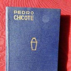 Libros antiguos: COCKTAILS MUNDIALES PEDRO CHICOTE 1A EDICIÓN. Lote 99800291