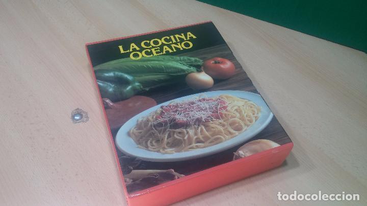 Libros antiguos: Pack de 4 libros de cocina, LA COCINA DE OCEANO - Foto 3 - 99910019