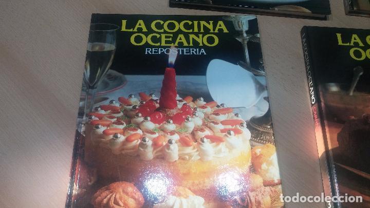 Libros antiguos: Pack de 4 libros de cocina, LA COCINA DE OCEANO - Foto 5 - 99910019