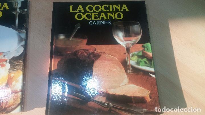 Libros antiguos: Pack de 4 libros de cocina, LA COCINA DE OCEANO - Foto 6 - 99910019