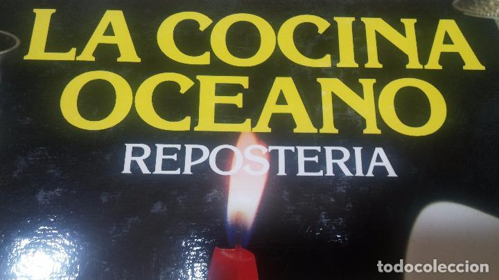 Libros antiguos: Pack de 4 libros de cocina, LA COCINA DE OCEANO - Foto 9 - 99910019