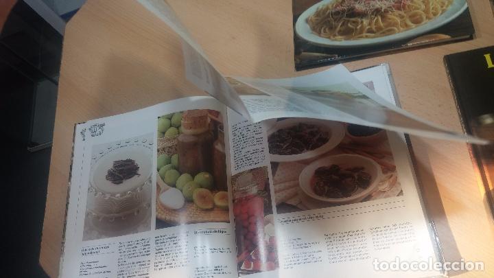 Libros antiguos: Pack de 4 libros de cocina, LA COCINA DE OCEANO - Foto 17 - 99910019