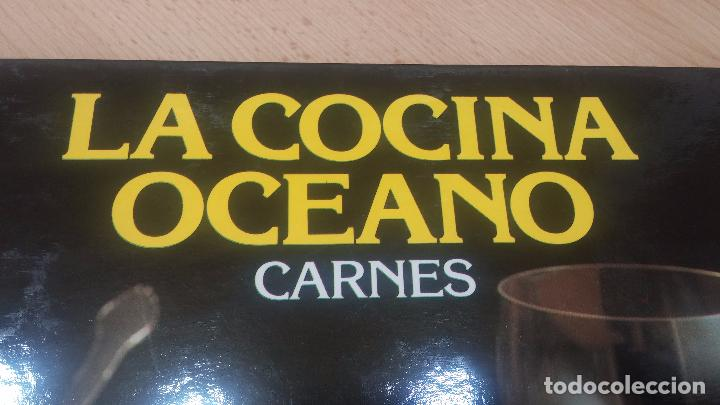 Libros antiguos: Pack de 4 libros de cocina, LA COCINA DE OCEANO - Foto 20 - 99910019