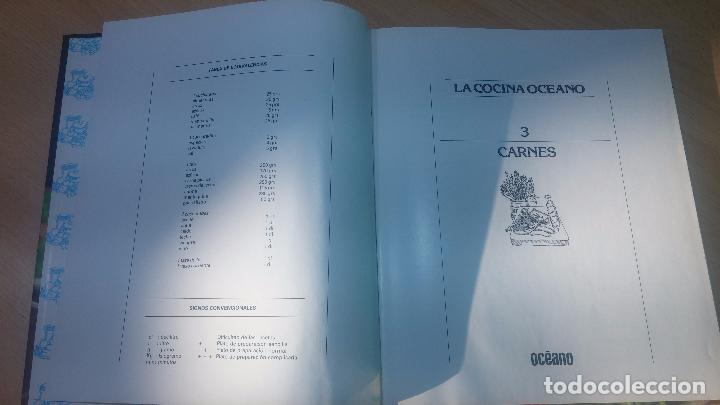 Libros antiguos: Pack de 4 libros de cocina, LA COCINA DE OCEANO - Foto 21 - 99910019