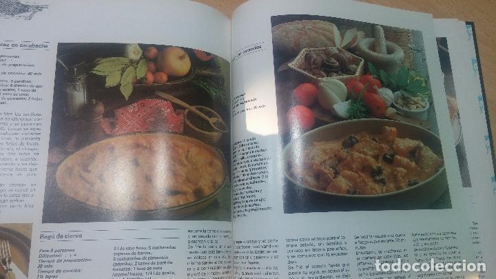 Libros antiguos: Pack de 4 libros de cocina, LA COCINA DE OCEANO - Foto 22 - 99910019