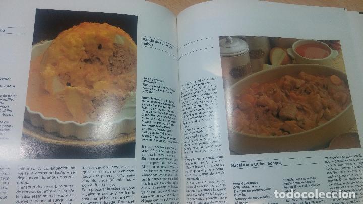 Libros antiguos: Pack de 4 libros de cocina, LA COCINA DE OCEANO - Foto 23 - 99910019