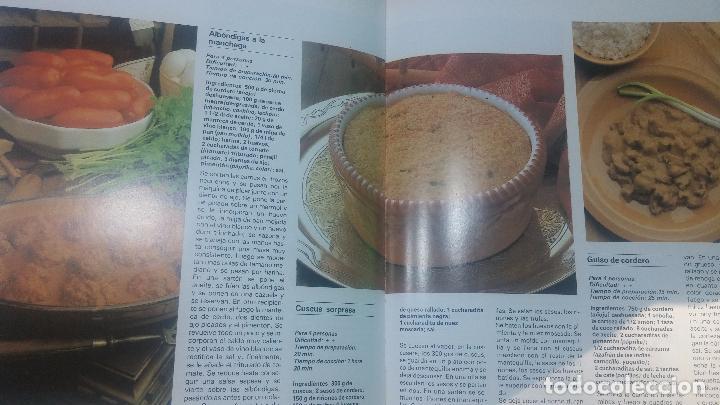 Libros antiguos: Pack de 4 libros de cocina, LA COCINA DE OCEANO - Foto 24 - 99910019