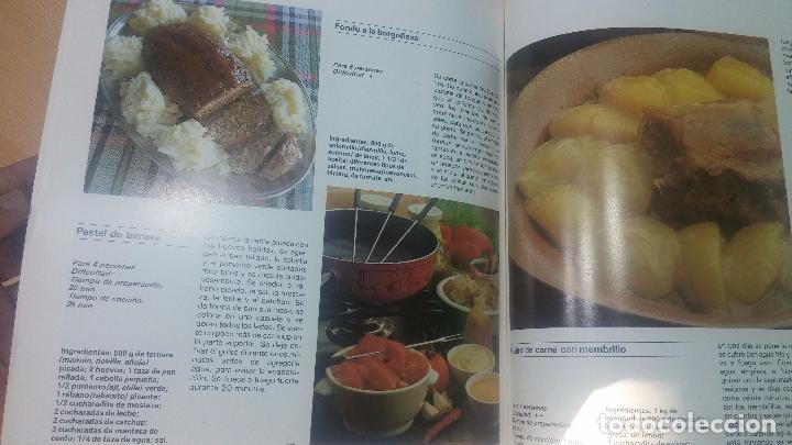 Libros antiguos: Pack de 4 libros de cocina, LA COCINA DE OCEANO - Foto 25 - 99910019