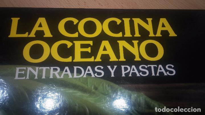 Libros antiguos: Pack de 4 libros de cocina, LA COCINA DE OCEANO - Foto 29 - 99910019