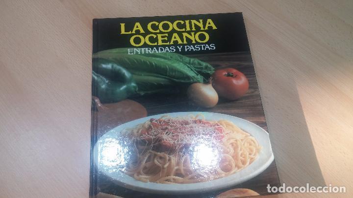 Libros antiguos: Pack de 4 libros de cocina, LA COCINA DE OCEANO - Foto 30 - 99910019
