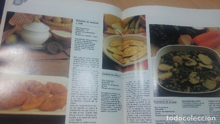 Libros antiguos: Pack de 4 libros de cocina, LA COCINA DE OCEANO - Foto 31 - 99910019