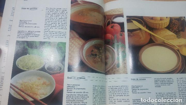Libros antiguos: Pack de 4 libros de cocina, LA COCINA DE OCEANO - Foto 32 - 99910019
