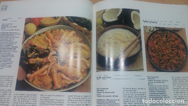 Libros antiguos: Pack de 4 libros de cocina, LA COCINA DE OCEANO - Foto 35 - 99910019