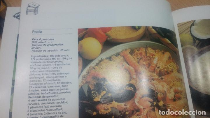 Libros antiguos: Pack de 4 libros de cocina, LA COCINA DE OCEANO - Foto 36 - 99910019