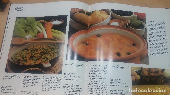 Libros antiguos: Pack de 4 libros de cocina, LA COCINA DE OCEANO - Foto 37 - 99910019