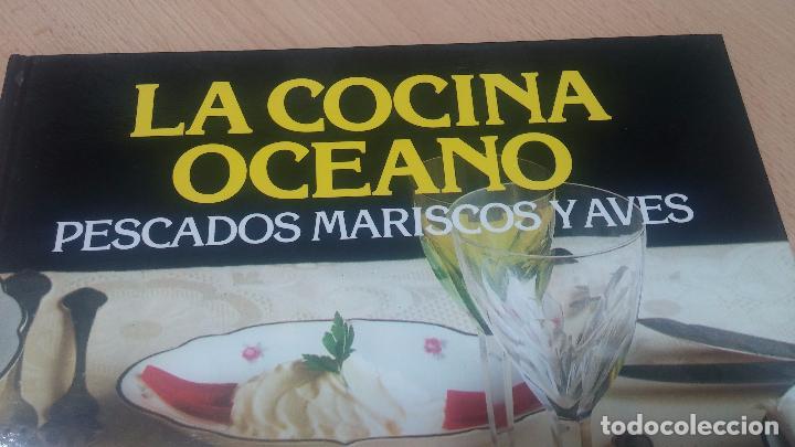 Libros antiguos: Pack de 4 libros de cocina, LA COCINA DE OCEANO - Foto 40 - 99910019