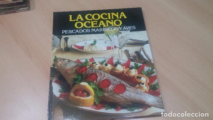 Libros antiguos: Pack de 4 libros de cocina, LA COCINA DE OCEANO - Foto 41 - 99910019