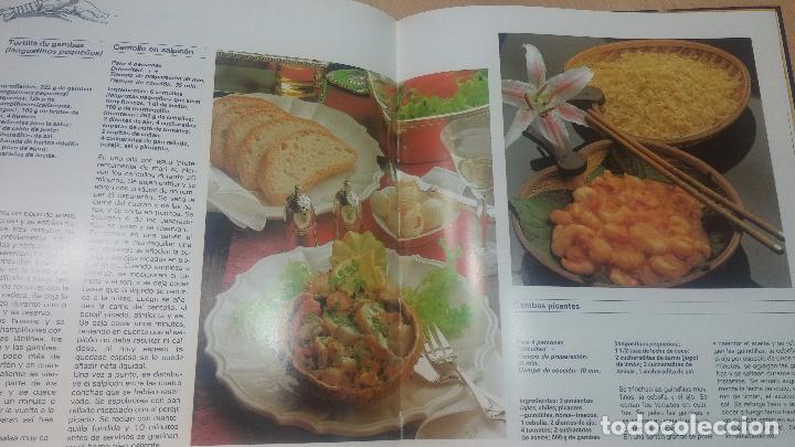 Libros antiguos: Pack de 4 libros de cocina, LA COCINA DE OCEANO - Foto 43 - 99910019