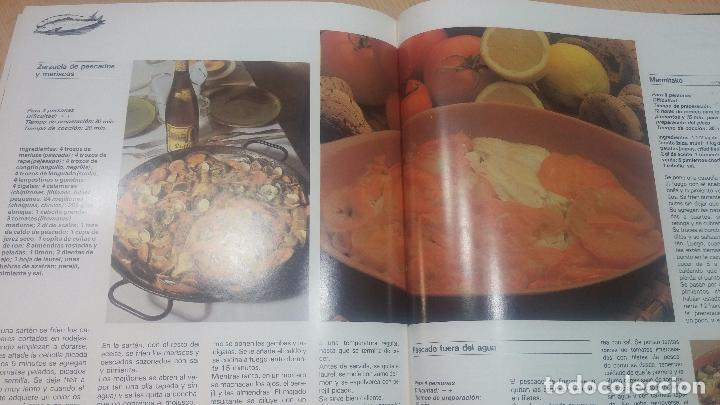 Libros antiguos: Pack de 4 libros de cocina, LA COCINA DE OCEANO - Foto 44 - 99910019