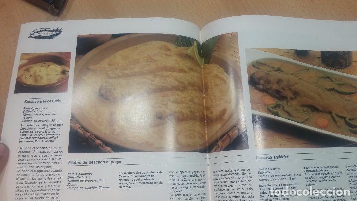 Libros antiguos: Pack de 4 libros de cocina, LA COCINA DE OCEANO - Foto 45 - 99910019