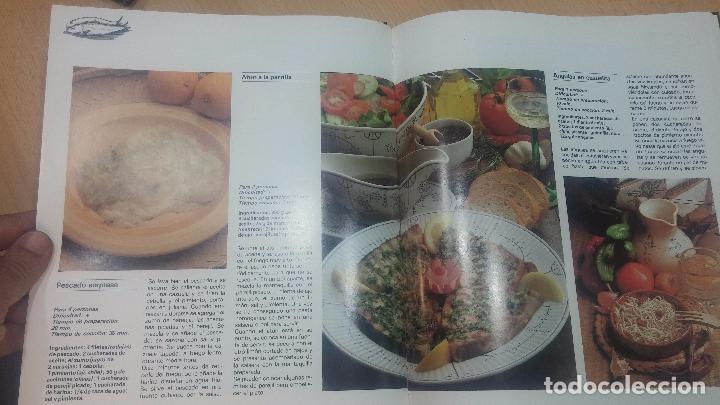 Libros antiguos: Pack de 4 libros de cocina, LA COCINA DE OCEANO - Foto 46 - 99910019